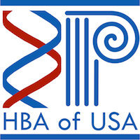 Hellenic Bioscientific Association of the USA logo